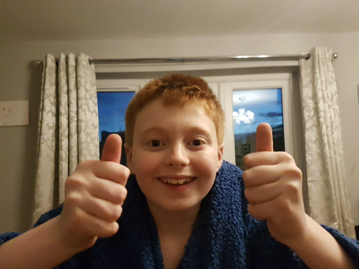 Living with Cerebral palsy- written by Leo
