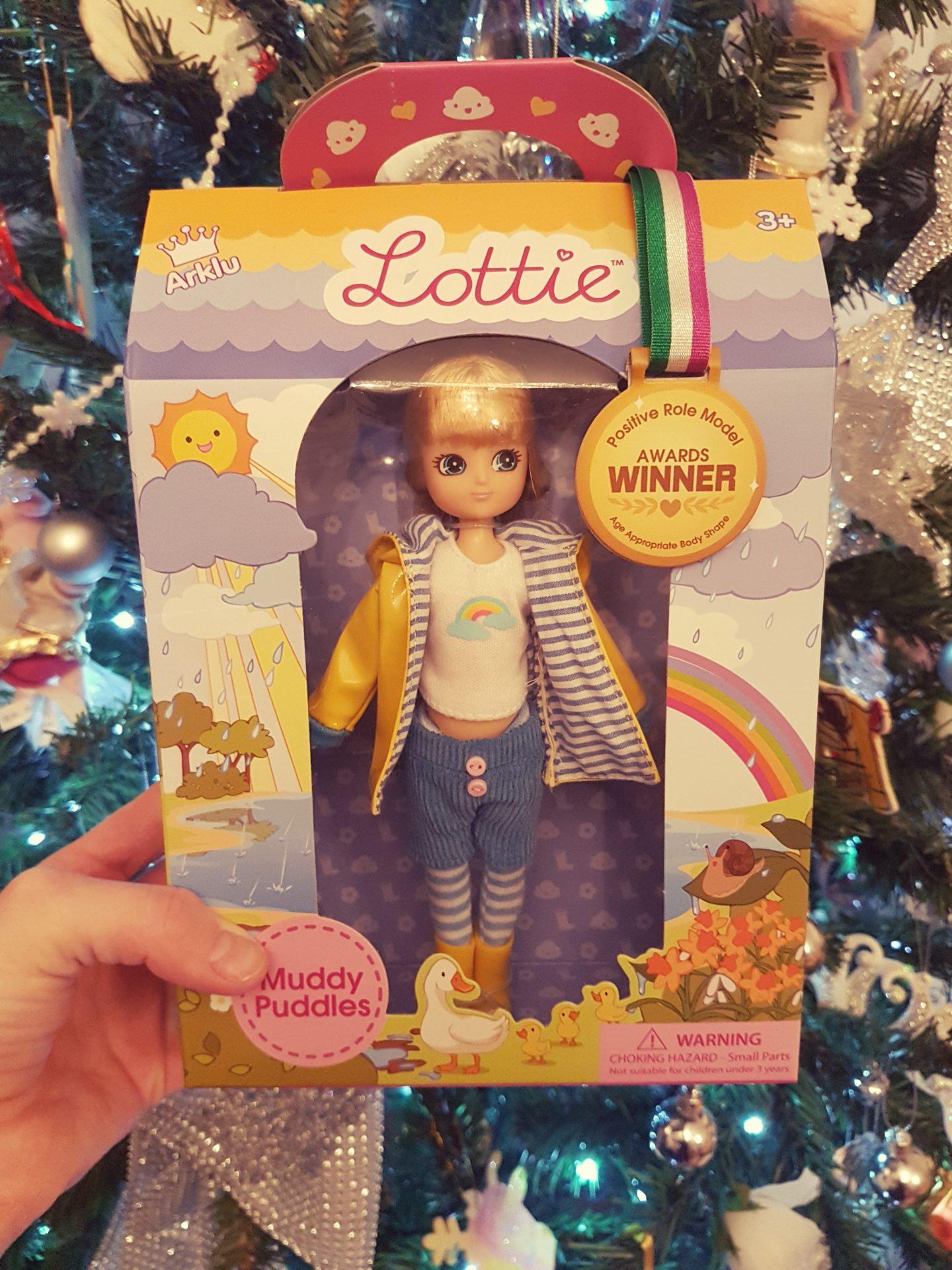 Lottie Muddy Puddles Doll By Arklu