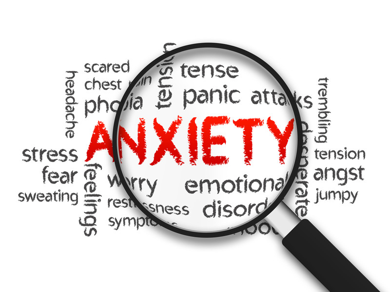 My Self help tips for Anxiety sufferers