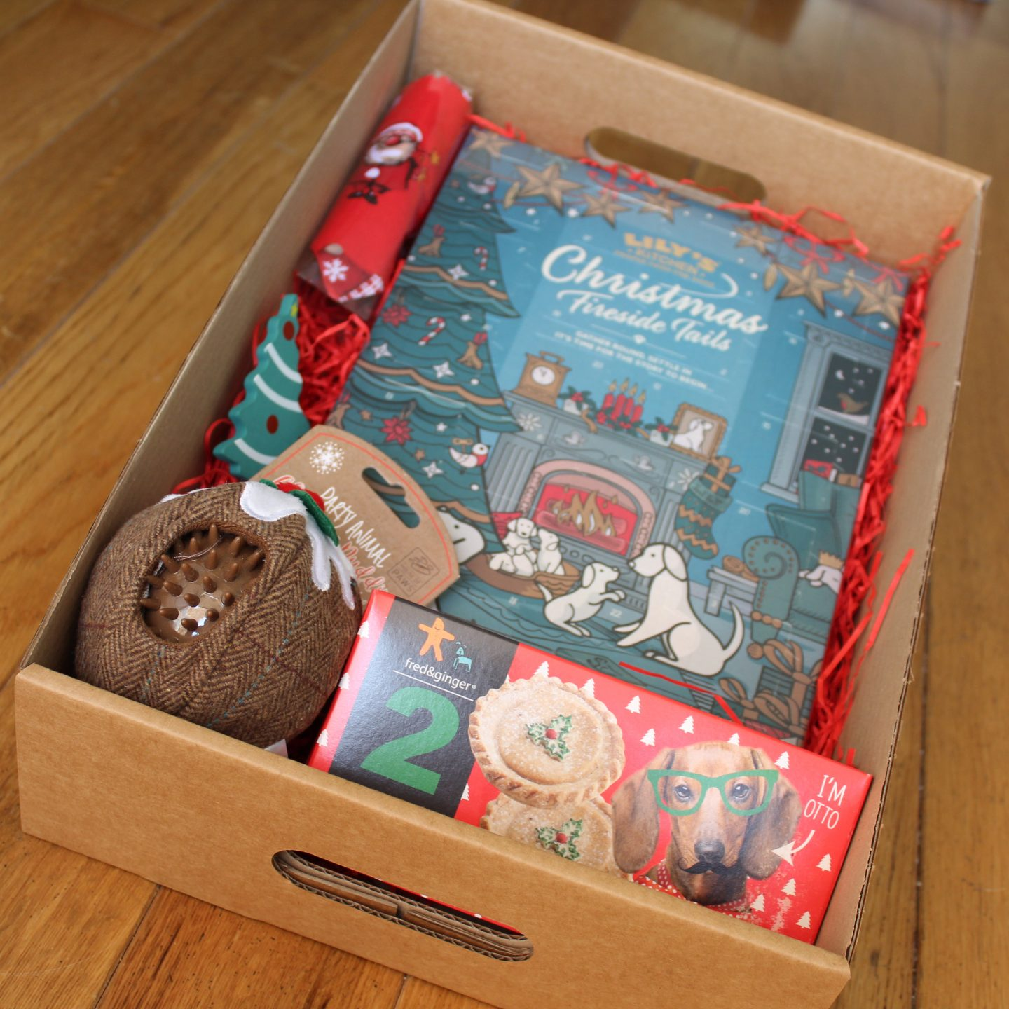 Doggy Christmas Hamper giveaway -2 winners
