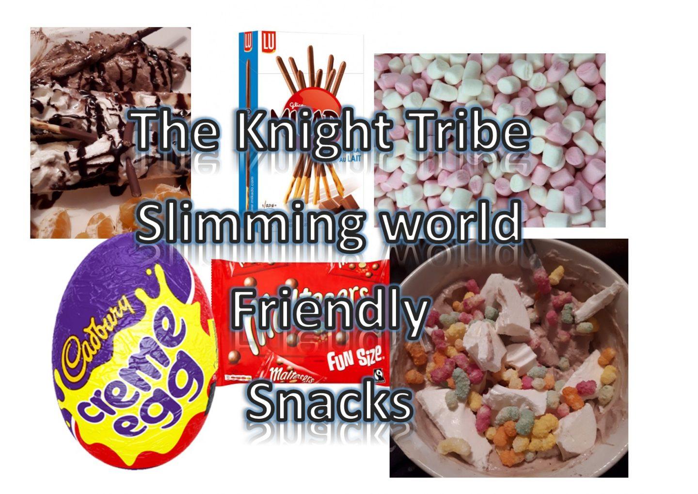 Slimming World-Snacks