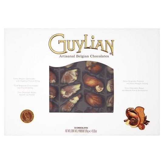 Guylian Sea shell chocolate