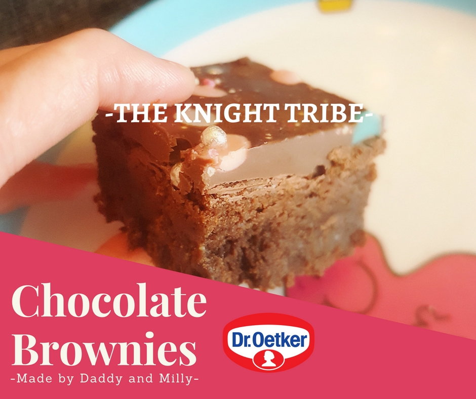 Dr Oetker Chocolate Brownies