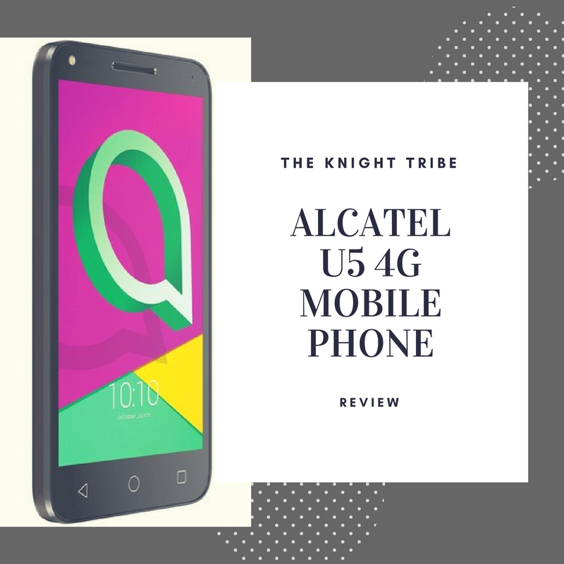 Alcatel U5 4G Mobile Phone – Smartphone Review