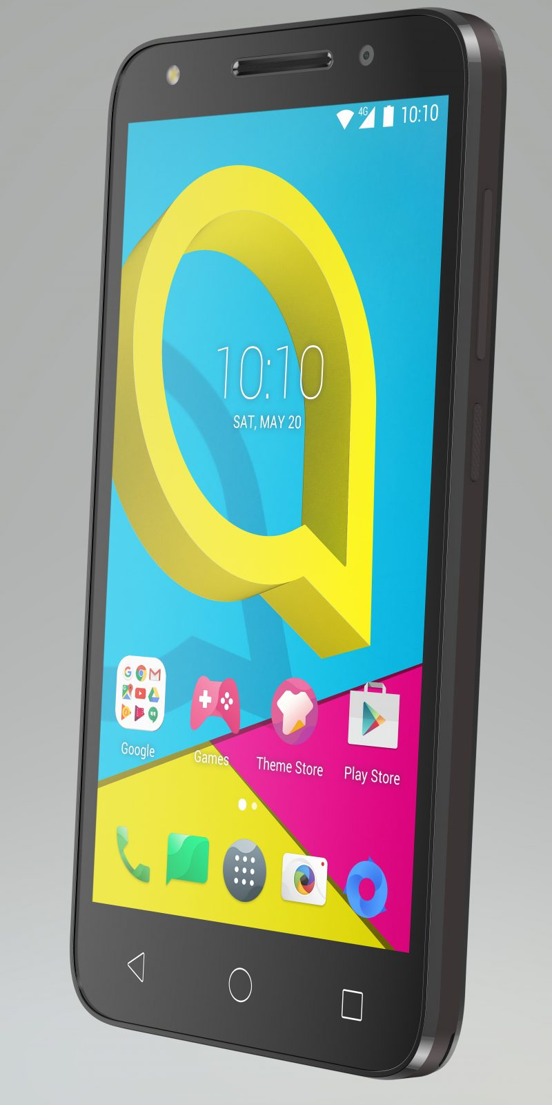Alcatel mobile phone - review