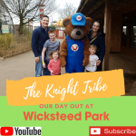 The Knight Tribe day out at wicksteed park
