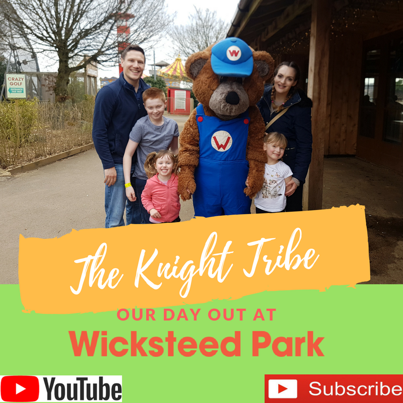 Our day out at Wicksteed Park, Kettering