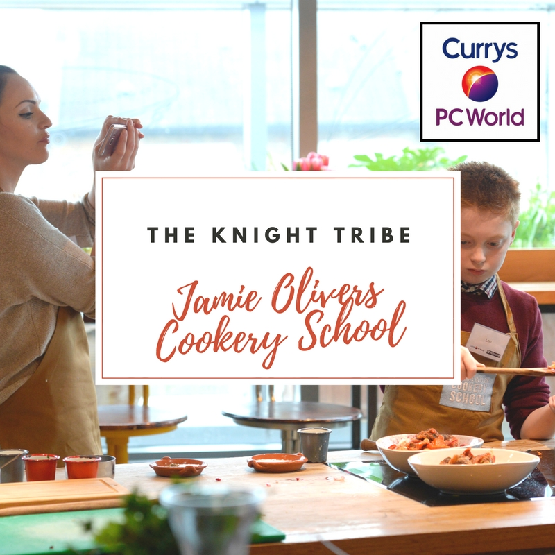 Jamie Oliver's Cookery School, Westfield, London