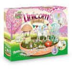 My fairy Garden- unicorn garden review
