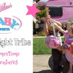 the knight tribe- baby born summertime adventure