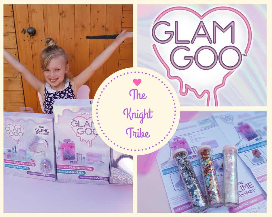 Lydia Reviews The Deluxe Glam goo pack – GIVEAWAY