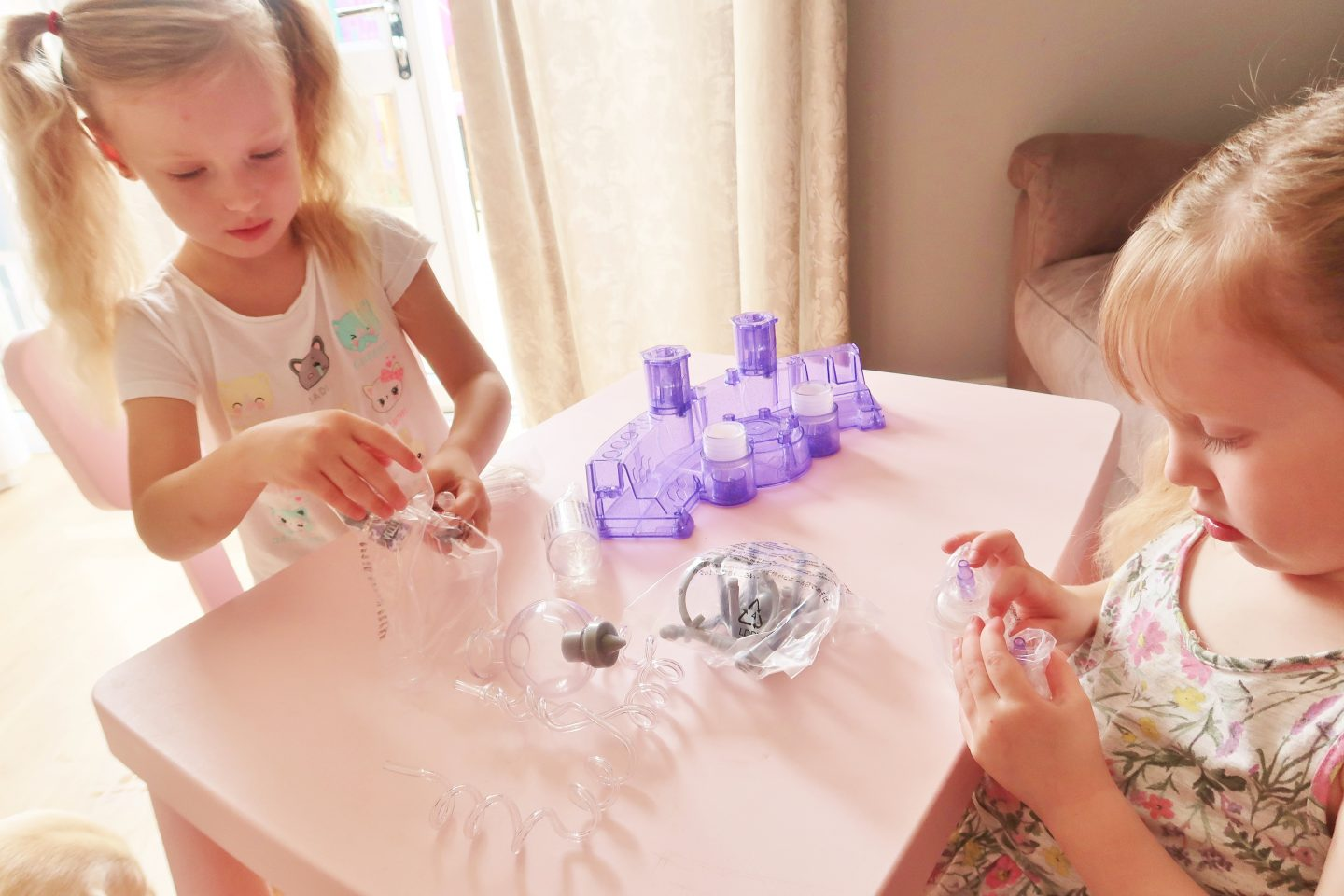The knight tribe- Project mc2 Perfume maker