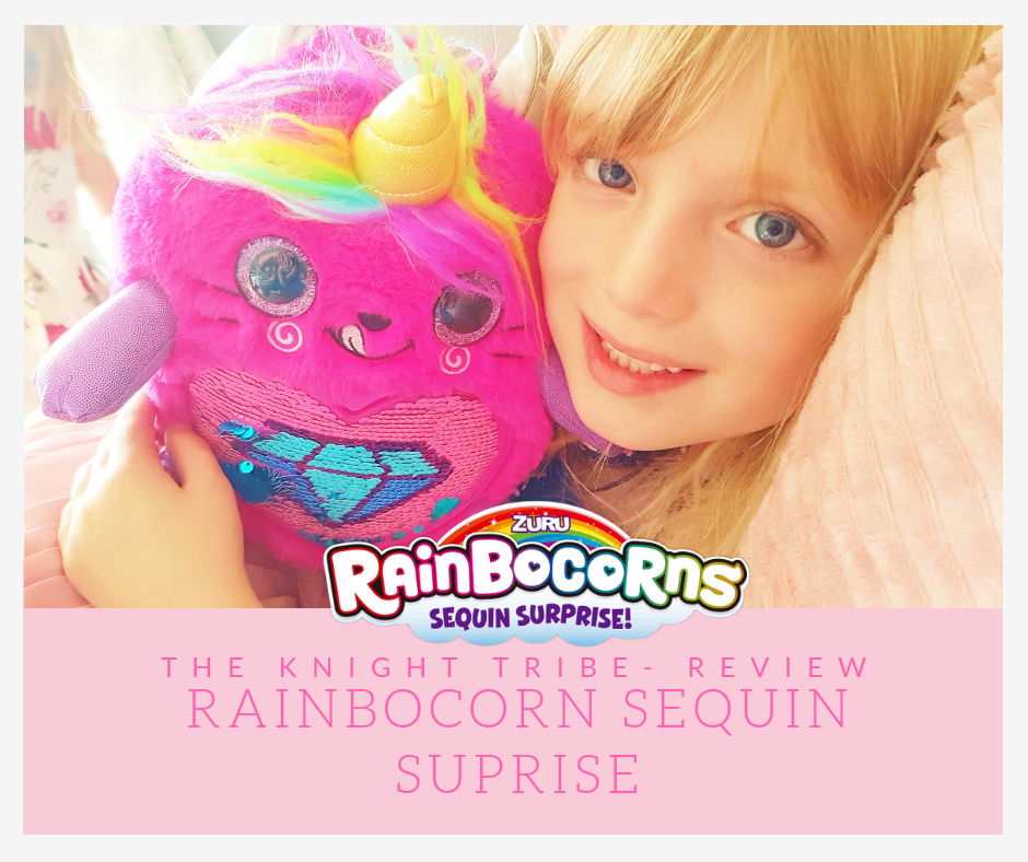 RainbocoRns Sequin Suprise by Zuru Toys