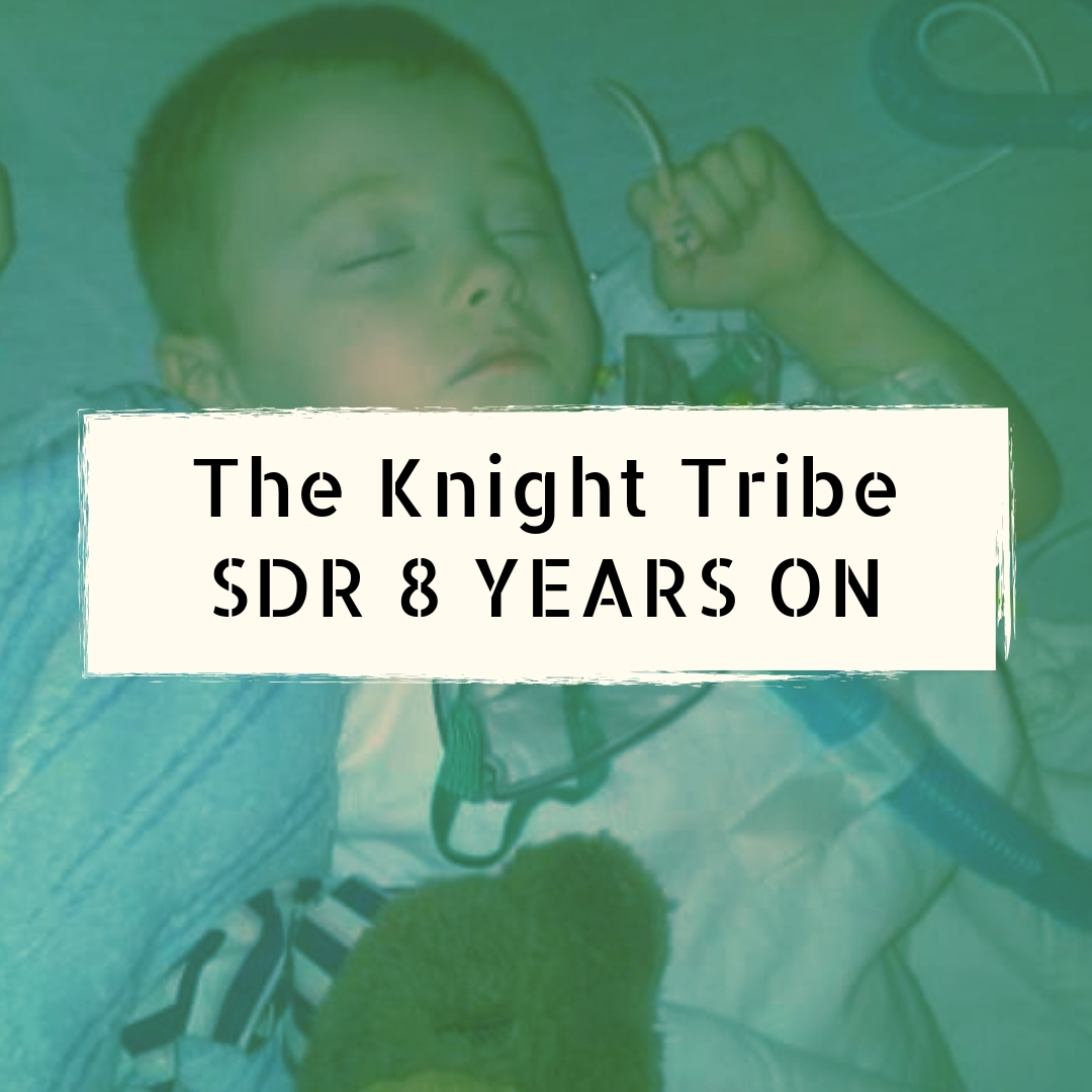 Sdr – 8 years on