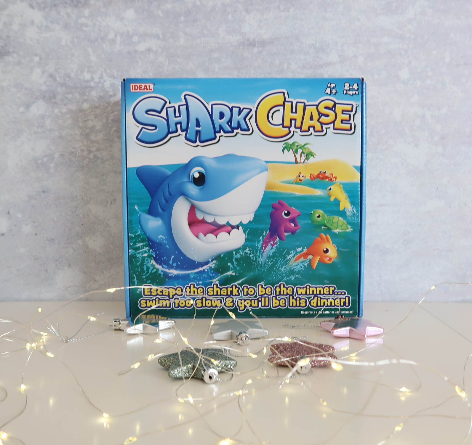 Shark Chase review | The Knight Tribe