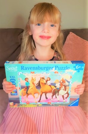 The KnIght Tribe - Ravensburger jigsaw