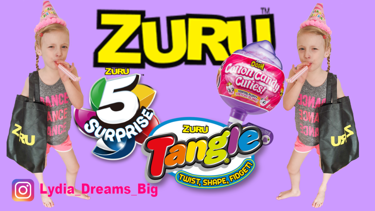 The Knight Tribe | ZURU PARTY BAG Review and Giveaway