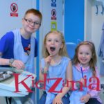 The knight Tribe - Kidzania Nintendo event