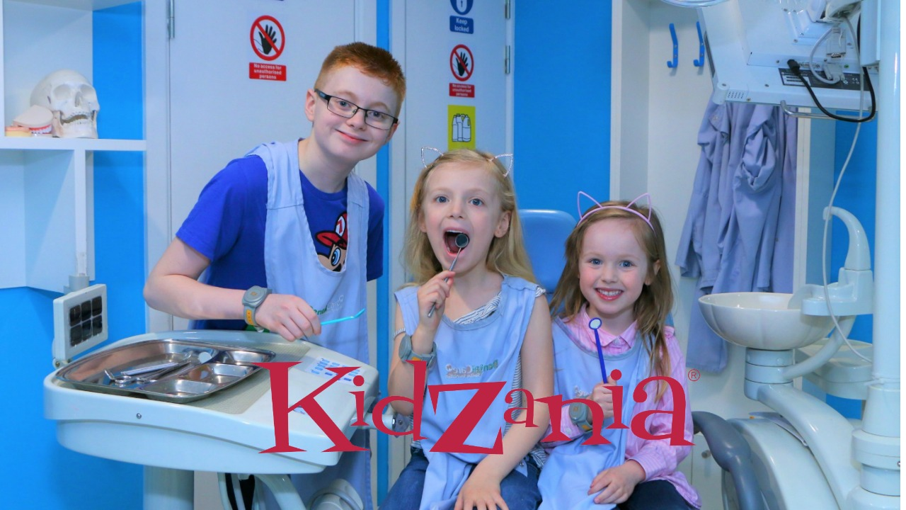 Kidzania and Easter Half term fun with Yoshi's Crafted World