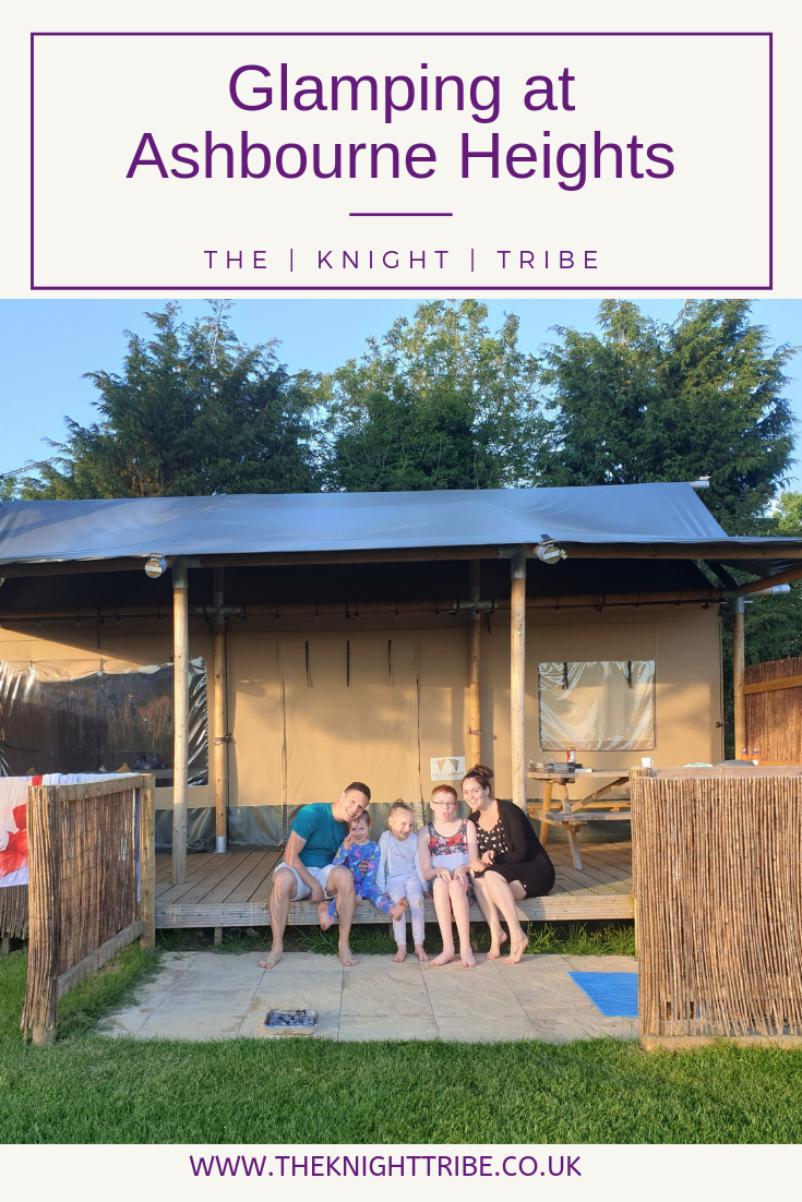 Gifted Stay | Our first glamping experience at Ashbourne Heights