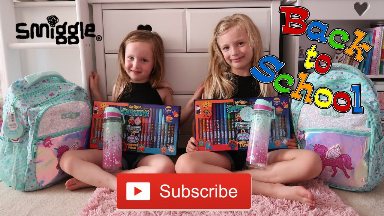 Gifted   Back to School with Smiggle