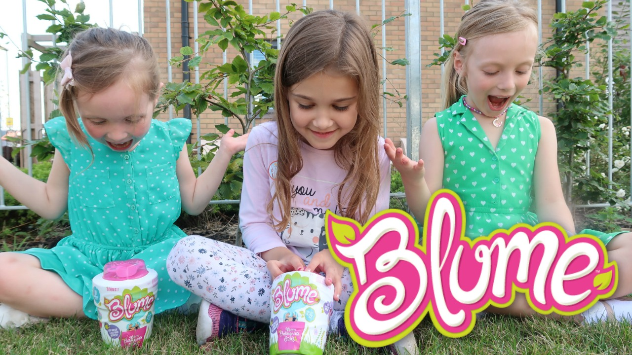 GIFTED | BLUME DOLLS REVIEW AND GIVEAWAY!!!