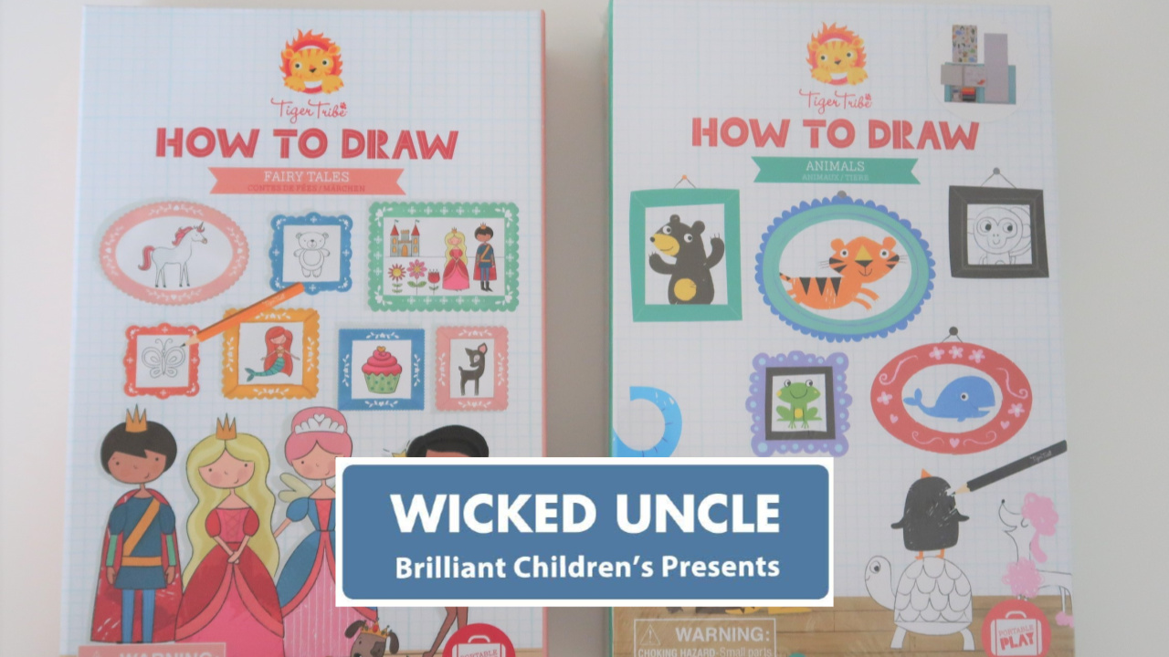Gift buying made easier with Wicked Uncle