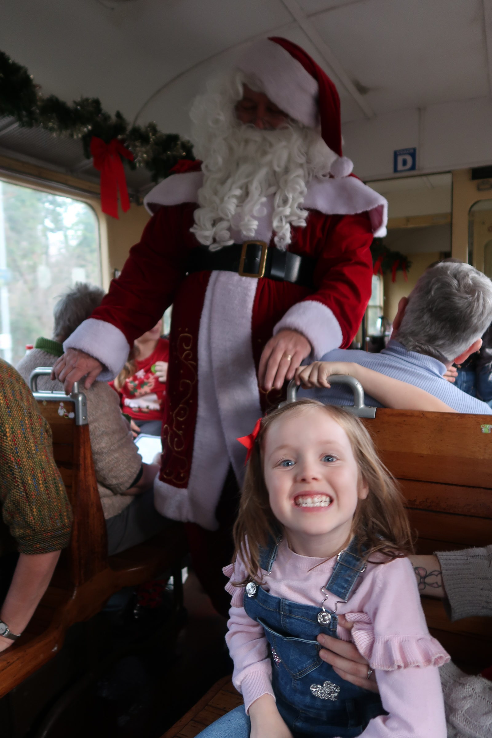 The Knight Tribe | Santa Express Wansford
