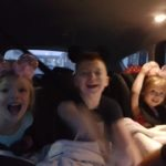 Surviving long car journeys with kids