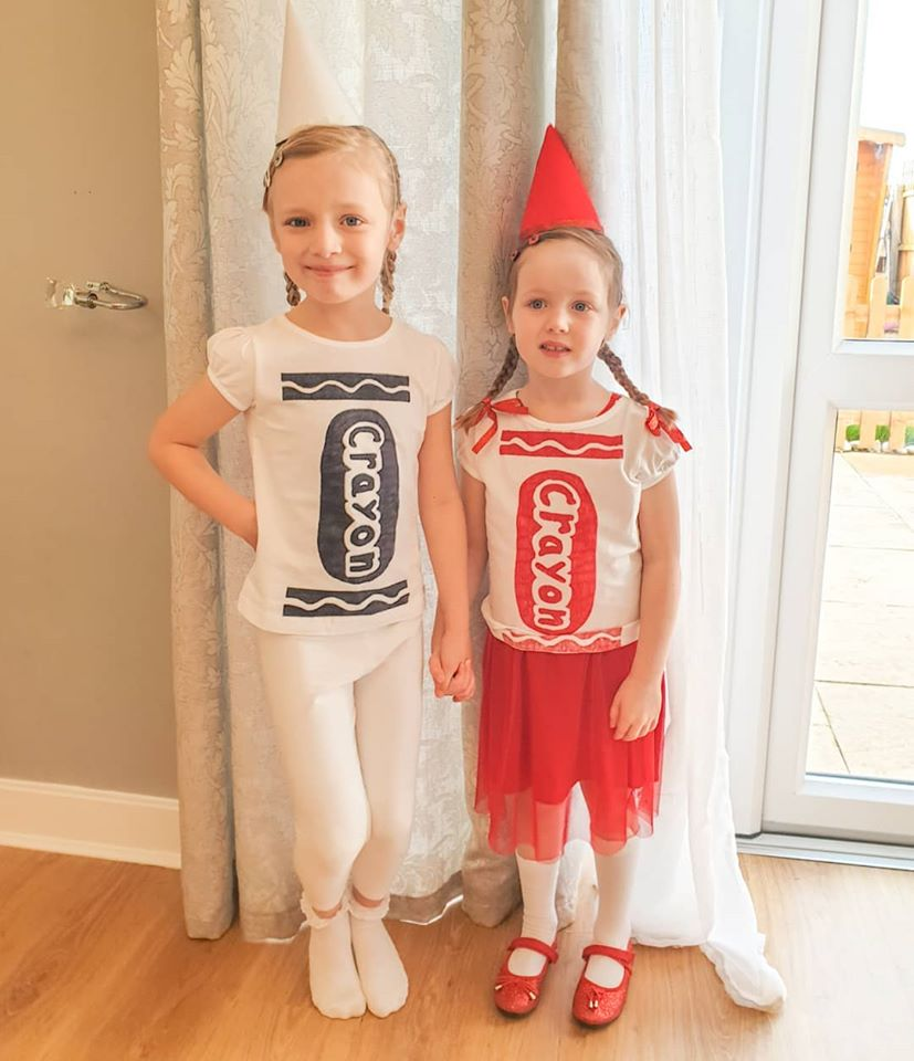 Easy DIY world Book Day Costume's