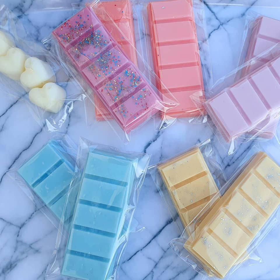 Wax melts and how to make them