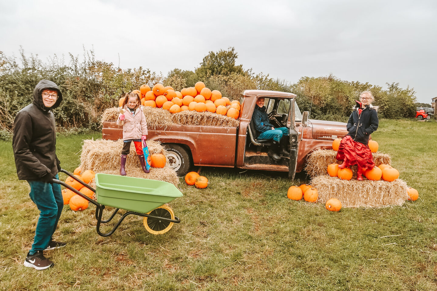 Halloween Farm at Cattows Farm, Leicestershire review